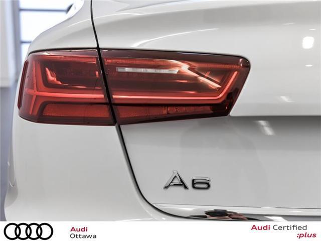 2017 Audi A6 3.0T Progressiv (Stk: 50805) in Ottawa - Image 6 of 22
