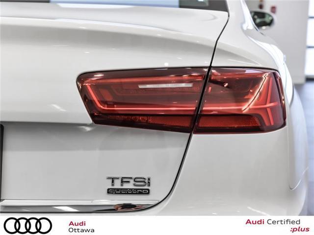 2017 Audi A6 3.0T Progressiv (Stk: 50805) in Ottawa - Image 7 of 22