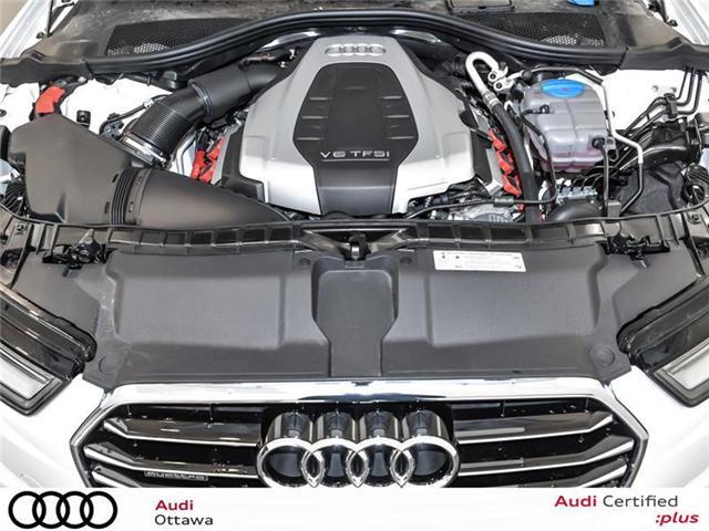 2017 Audi A6 3.0T Progressiv (Stk: 50805) in Ottawa - Image 13 of 22