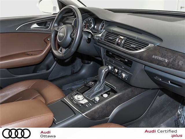 2017 Audi A6 3.0T Progressiv (Stk: 50805) in Ottawa - Image 19 of 22