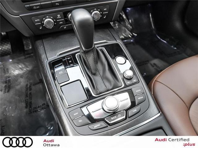 2017 Audi A6 3.0T Progressiv (Stk: 50805) in Ottawa - Image 21 of 22