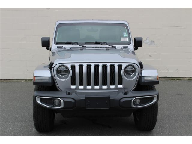 2018 Jeep Wrangler Unlimited Sahara (Stk: W124797) in Courtenay - Image 2 of 30