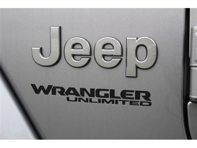 2018 Jeep Wrangler Unlimited Sahara (Stk: W124797) in Courtenay - Image 29 of 30