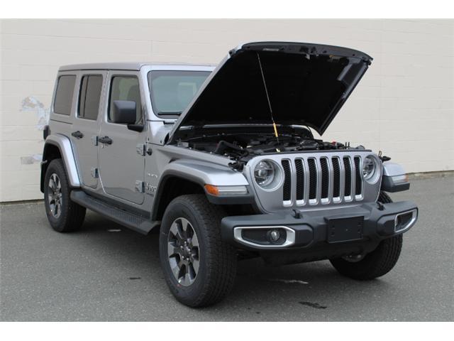 2018 Jeep Wrangler Unlimited Sahara (Stk: W124797) in Courtenay - Image 9 of 30