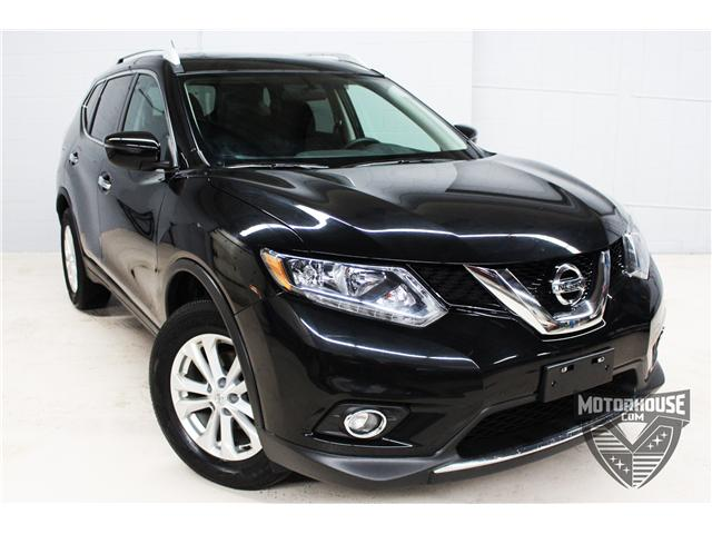 2016 Nissan Rogue SV (Stk: 1758) in Carleton Place - Image 1 of 31