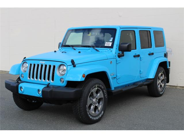 2018 Jeep Wrangler JK Unlimited Sahara (Stk: L863694) in Courtenay - Image 3 of 29
