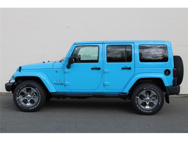 2018 Jeep Wrangler JK Unlimited Sahara (Stk: L863694) in Courtenay - Image 4 of 29