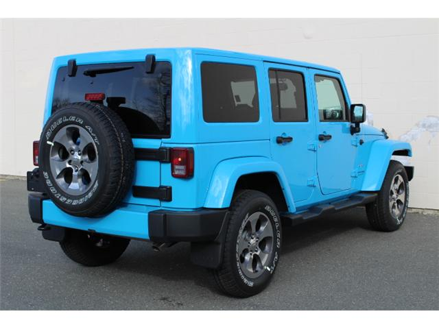 2018 Jeep Wrangler JK Unlimited Sahara (Stk: L863694) in Courtenay - Image 7 of 29