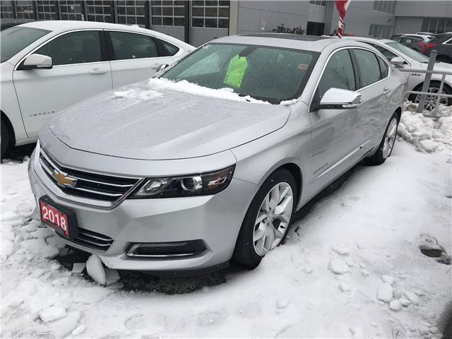 2018 Chevrolet Impala 2LZ (Stk: 3190P) in Mississauga - Image 1 of 1