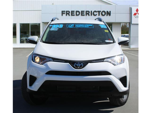 2018 Toyota RAV4 LE (Stk: 180306A) in Fredericton - Image 2 of 26