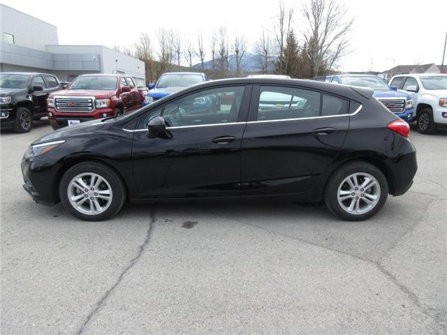 2018 Chevrolet Cruze LT Auto (Stk: 1B12932) in Cranbrook - Image 2 of 16