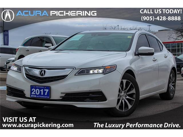 2017 Acura TLX Base (Stk: AP4566) in Pickering - Image 1 of 22