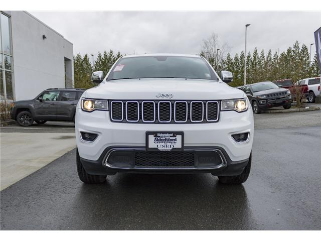 2017 Jeep Grand Cherokee Limited (Stk: AA0171) in Abbotsford - Image 2 of 27