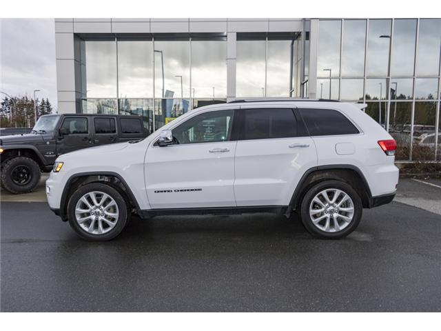 2017 Jeep Grand Cherokee Limited (Stk: AA0171) in Abbotsford - Image 4 of 27
