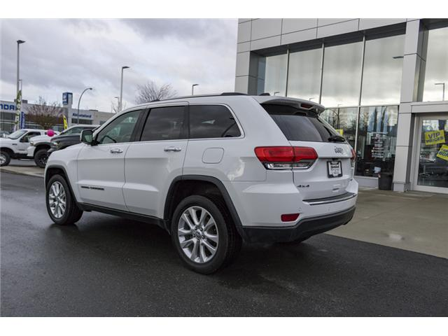 2017 Jeep Grand Cherokee Limited (Stk: AA0171) in Abbotsford - Image 5 of 27