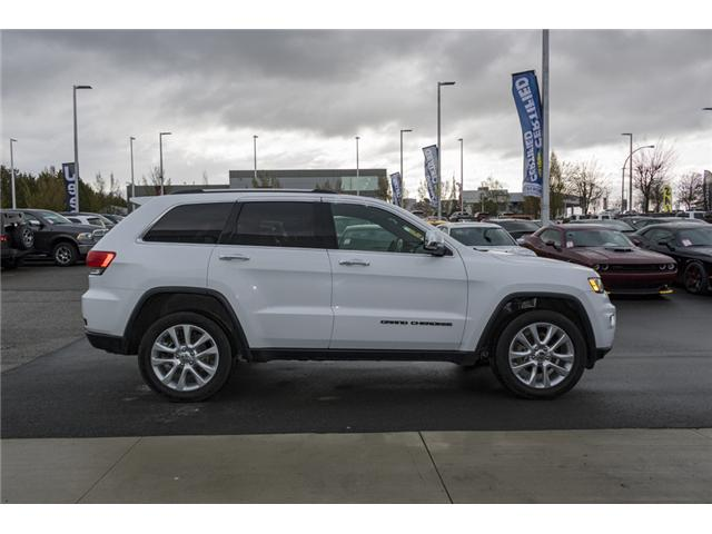2017 Jeep Grand Cherokee Limited (Stk: AA0171) in Abbotsford - Image 8 of 27
