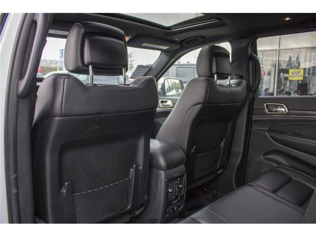 2017 Jeep Grand Cherokee Limited (Stk: AA0171) in Abbotsford - Image 15 of 27