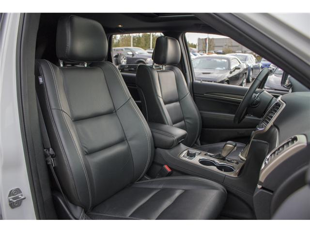 2017 Jeep Grand Cherokee Limited (Stk: AA0171) in Abbotsford - Image 18 of 27