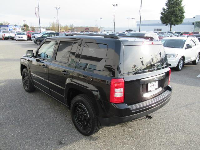 2016 Jeep Patriot Sport/North (Stk: EE890710) in Surrey - Image 5 of 28