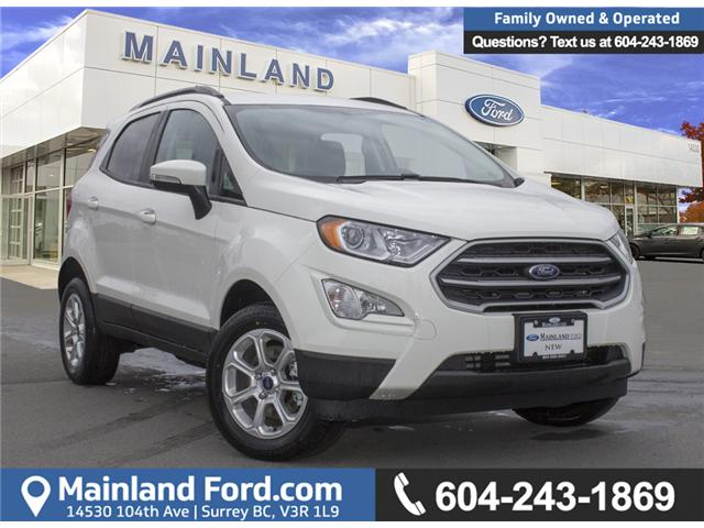 2018 Ford EcoSport SE (Stk: 8EC6656) in Surrey - Image 1 of 26