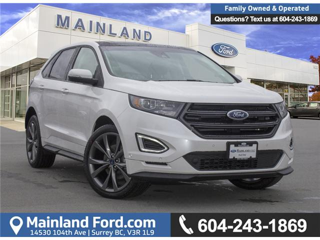 2018 Ford Edge Sport (Stk: 8ED2265) in Surrey - Image 1 of 26