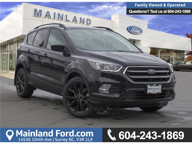 2018 Ford Escape SE (Stk: 8ES1285) in Surrey - Image 1 of 27