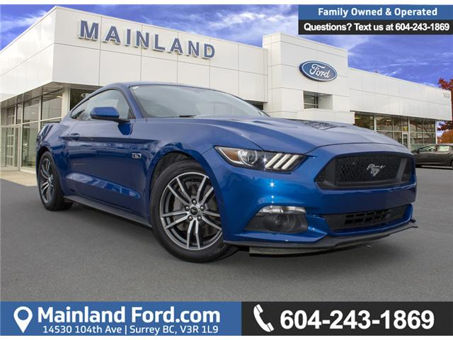 2017 Ford Mustang GT Premium (Stk: P4499) in Surrey - Image 1 of 24