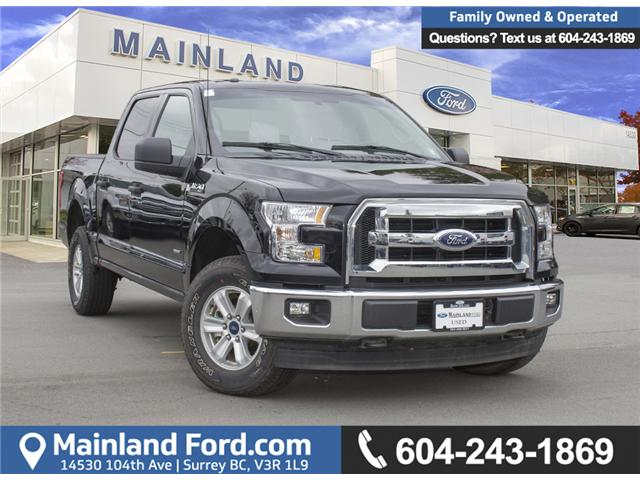 2017 Ford F-150 XLT (Stk: P4592) in Surrey - Image 1 of 29