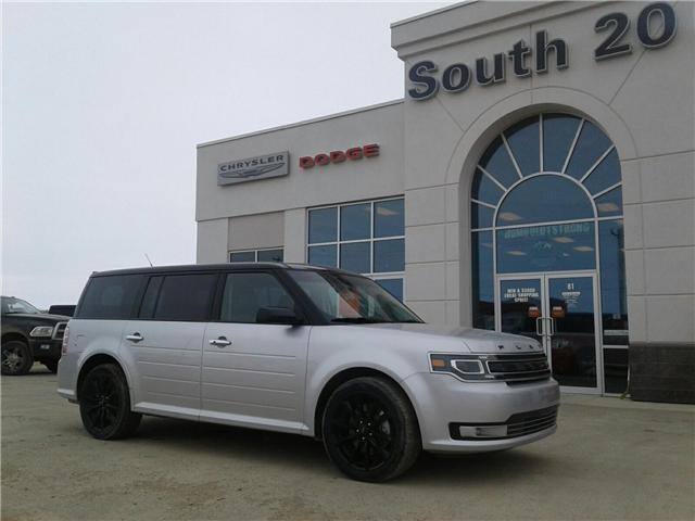2018 Ford Flex Limited (Stk: U32064) in Humboldt - Image 1 of 21