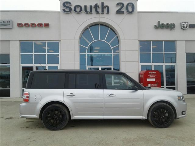 2018 Ford Flex Limited (Stk: U32064) in Humboldt - Image 2 of 21