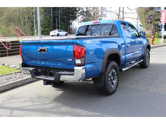 2018 Toyota Tacoma TRD Off Road (Stk: 11632) in Courtenay - Image 2 of 28