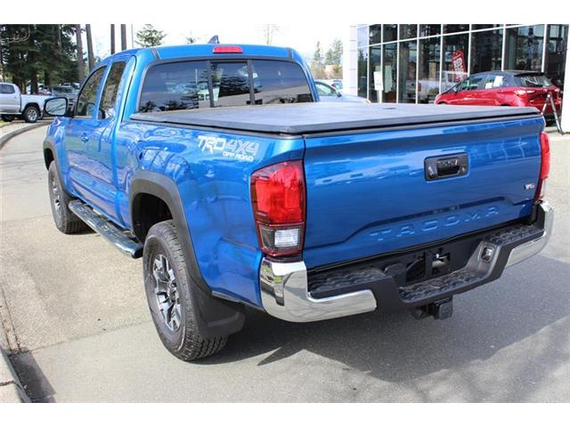 2018 Toyota Tacoma TRD Off Road (Stk: 11632) in Courtenay - Image 4 of 28