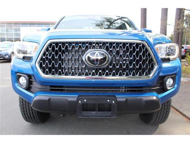 2018 Toyota Tacoma TRD Off Road (Stk: 11632) in Courtenay - Image 8 of 28