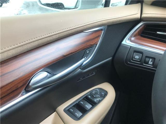 2018 Cadillac XT5 Platinum (Stk: NR12720) in Newmarket - Image 11 of 30
