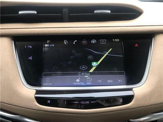2018 Cadillac XT5 Platinum (Stk: NR12720) in Newmarket - Image 14 of 30