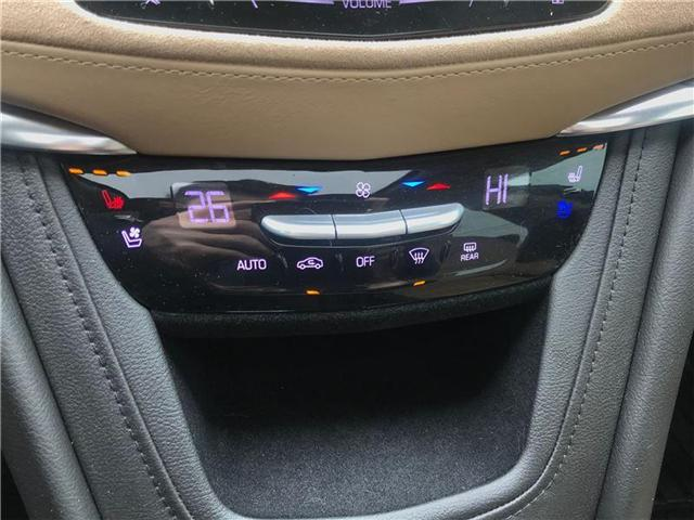 2018 Cadillac XT5 Platinum (Stk: NR12720) in Newmarket - Image 16 of 30