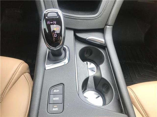 2018 Cadillac XT5 Platinum (Stk: NR12720) in Newmarket - Image 17 of 30