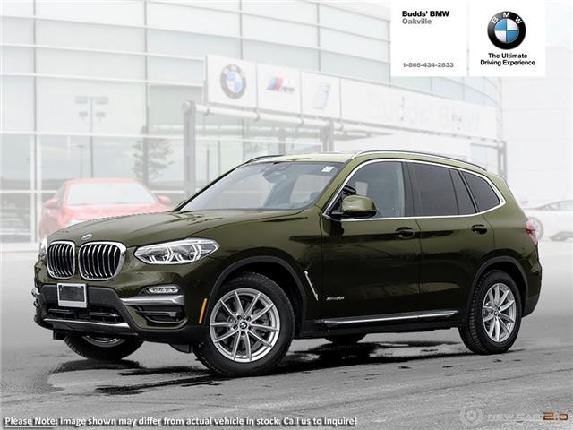 2018 BMW X3 xDrive30i (Stk: T941529) in Oakville - Image 1 of 11
