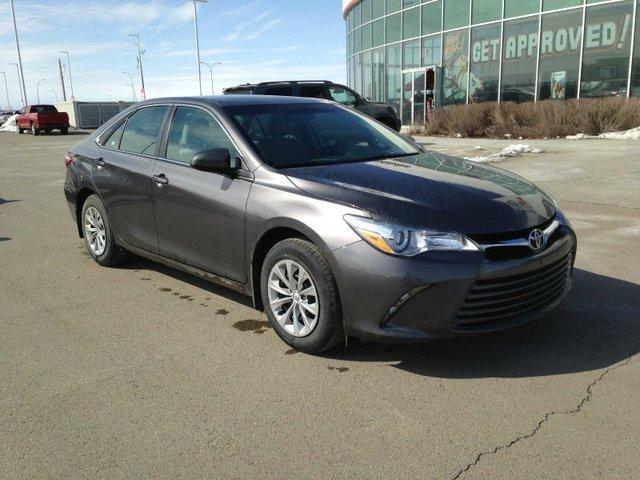 2017 Toyota Camry LE (Stk: 284062) in Calgary - Image 1 of 12