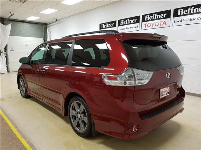 2017 Toyota Sienna  (Stk: 185341) in Kitchener - Image 6 of 24