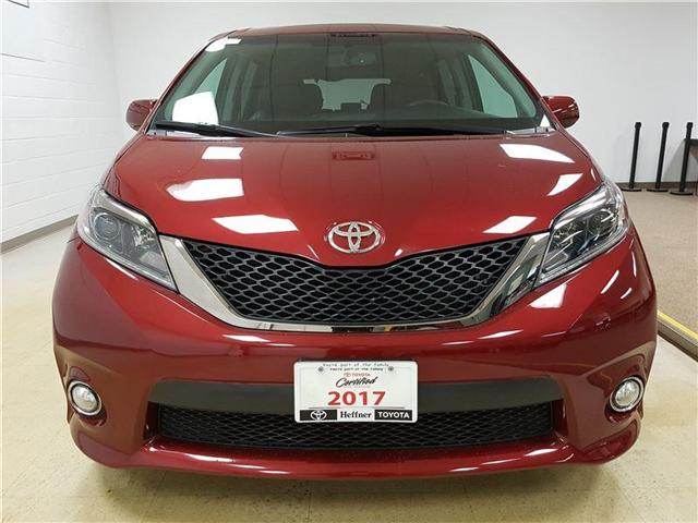2017 Toyota Sienna  (Stk: 185341) in Kitchener - Image 7 of 24