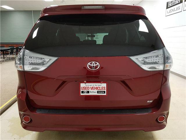 2017 Toyota Sienna  (Stk: 185341) in Kitchener - Image 8 of 24