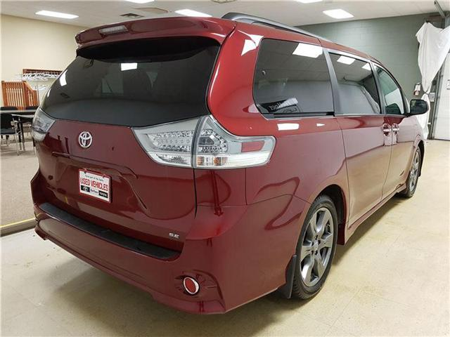 2017 Toyota Sienna  (Stk: 185341) in Kitchener - Image 9 of 24