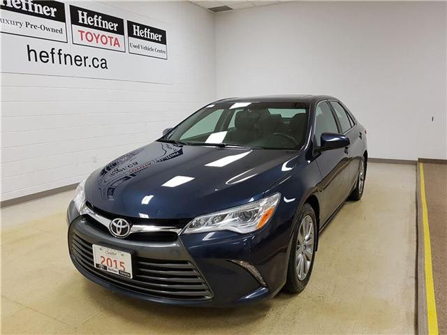 2015 Toyota Camry  (Stk: 185364) in Kitchener - Image 1 of 21