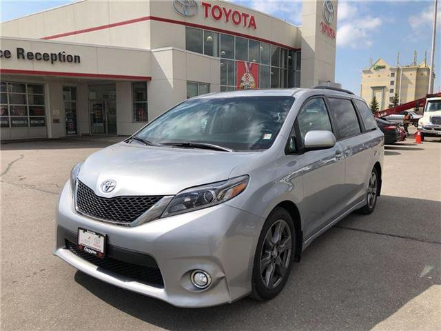 2017 Toyota Sienna  (Stk: P2050) in Bowmanville - Image 1 of 18