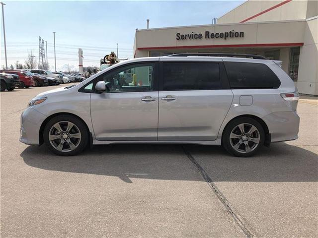 2017 Toyota Sienna  (Stk: P2050) in Bowmanville - Image 2 of 18