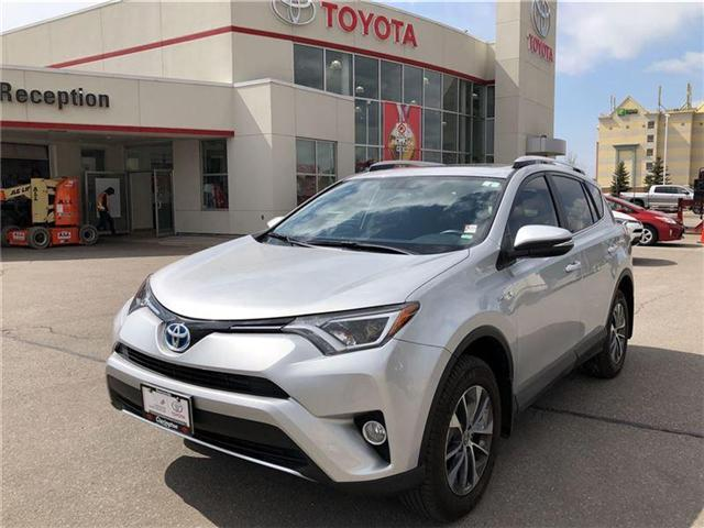 2016 Toyota RAV4 Hybrid XLE (Stk: P2057) in Bowmanville - Image 1 of 15