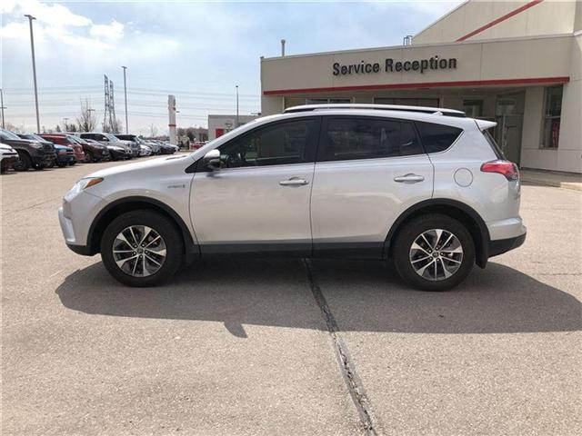 2016 Toyota RAV4 Hybrid XLE (Stk: P2057) in Bowmanville - Image 2 of 15