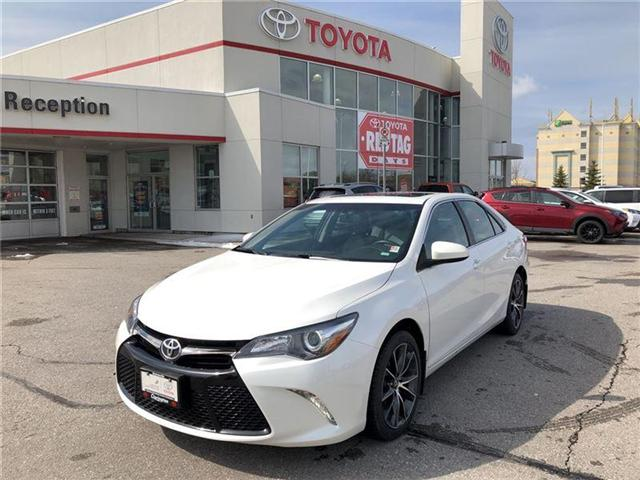 2016 Toyota Camry  (Stk: P2061) in Bowmanville - Image 1 of 17