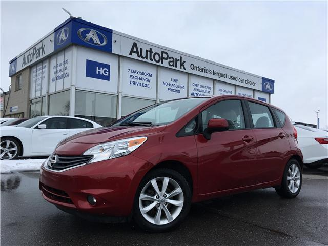 2014 Nissan Versa Note 1.6 SL (Stk: 14-98964) in Brampton - Image 1 of 27